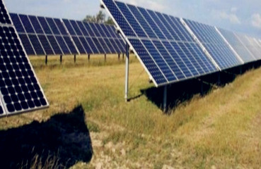 8MW Utility-scale PV Station in Italy